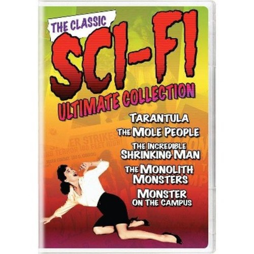 The Classic Sci-Fi Ultimate Collection Vol. 1 (DVD)