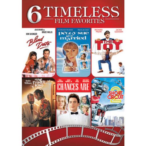 Timeless Film Favorites: 6 Great Movies [DVD]