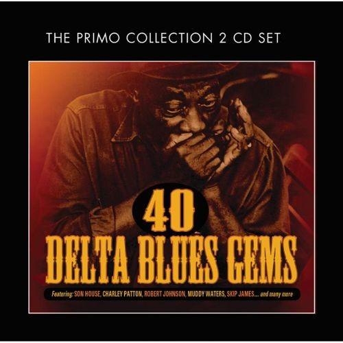 40 Delta Blues Gems [CD]