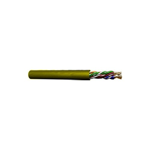 UPG 500 ft. Cat5e Ethernet Cable, Yellow