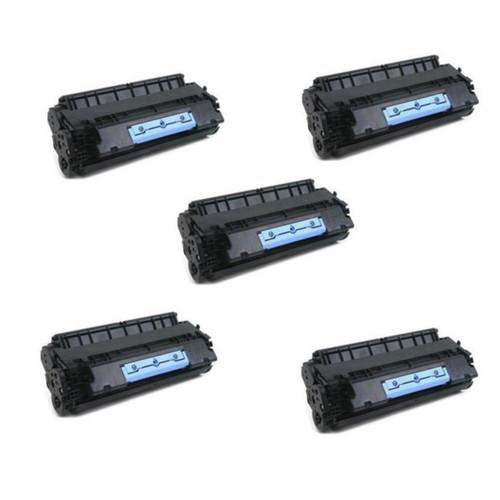 Canon 106 Compatible Black Toner Cartridge MF6500 MF6530 MF6540 MF6550 MF6560 MF6580 MF6590 MF6595 (Pack of 5)