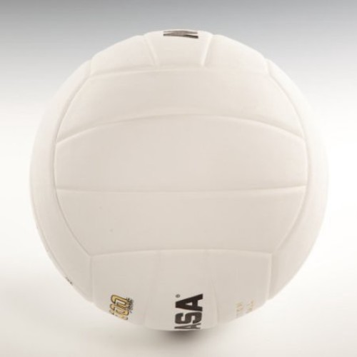 Mikasa Sports VBVQicial Volleyball in White