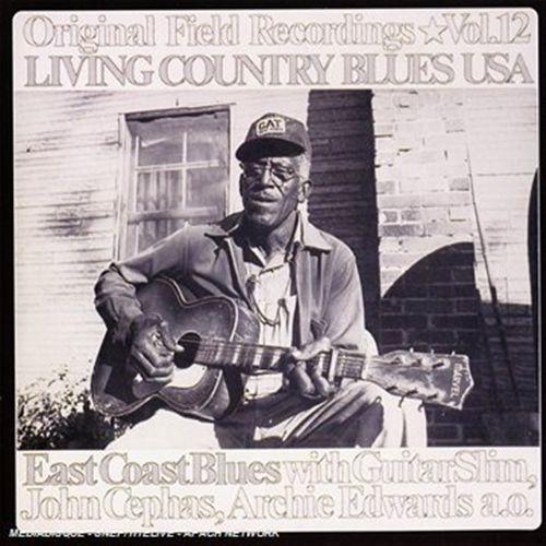 Living Country Blues USA, Vol. 12 [CD]
