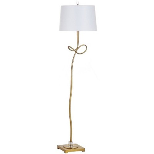 Floor Lamp - Gold - Safavieh