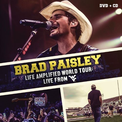 Life Amplified World Tour: Live From WVU [CD & DVD]