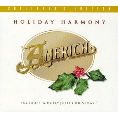 Holiday Harmony [CD]