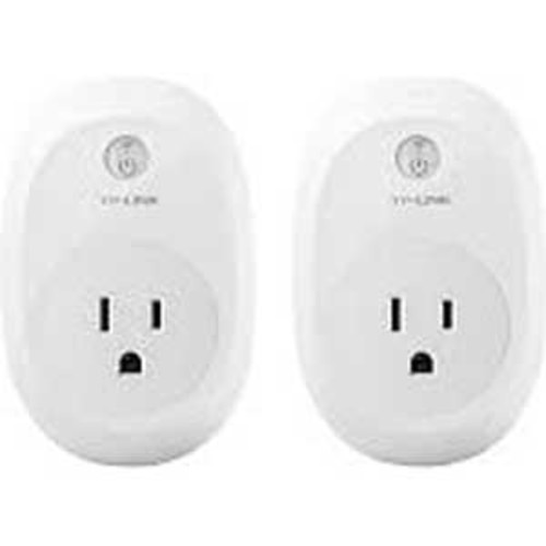 TP-Link Wi-Fi Smart Plug Kit with Energy Monitoring