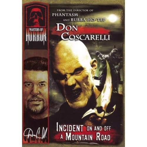 Masters of Horror: Don Coscarelli - Incident On and Off a Mountain Road WSE DD5.1/DD2