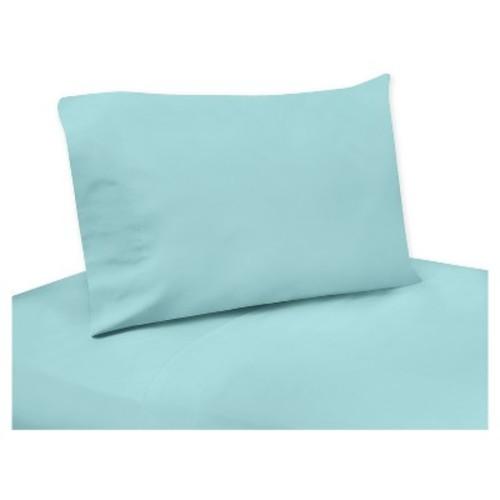Turquoise Sheet Set (Twin) - Sweet Jojo Designs