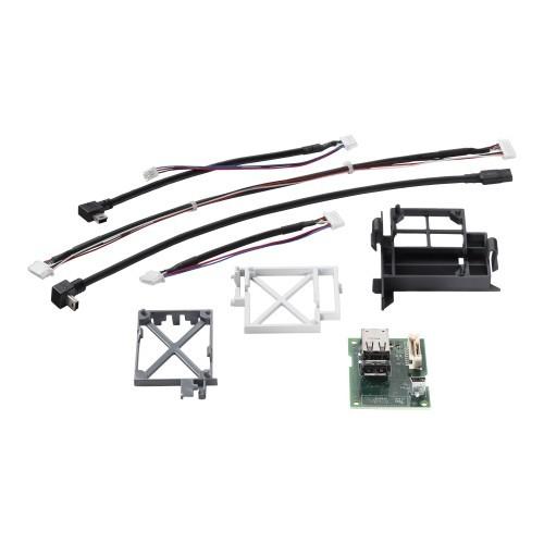HP Inc. Internal USB port - for LaserJet Enterprise MFP M775; LaserJet Enterprise Flow MFP M527; LaserJet Managed MFP M527 (F2A87A)