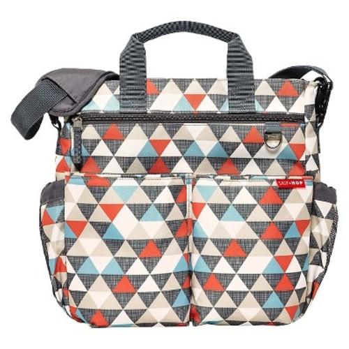 Skip Hop Duo Signature Diaper Bag Triangles