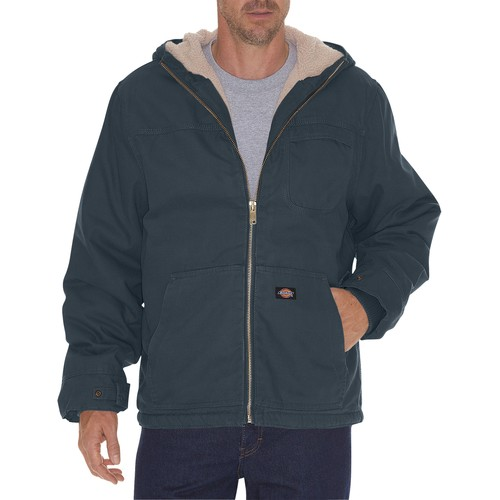Men's Dickies Sherpa-Lined Hooded Jacket