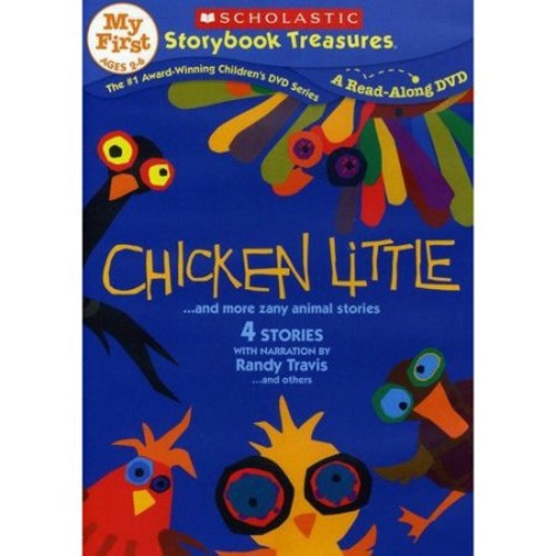 Chicken Little... and More Zany Animal Stories [DVD]