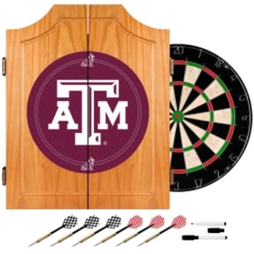 Trademark Games Texas A&M Aggies Dart Cabinet
