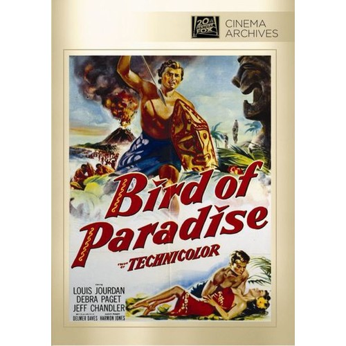 Bird of Paradise [DVD] [1951]