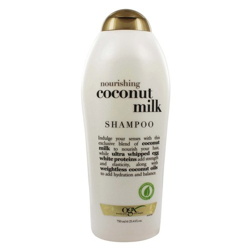 Shampoo Nourishing Coconut Milk - 25.4 fl. oz.