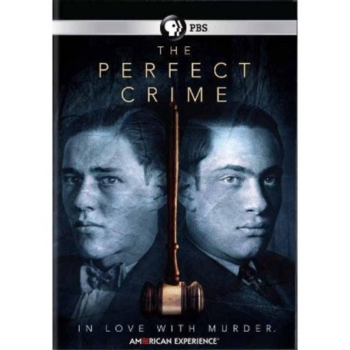 American experience:Perfect crime (DVD)