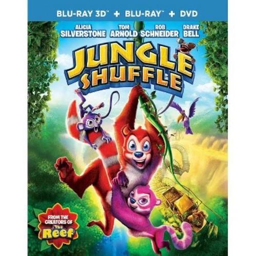 Jungle Shuffle [2 Discs] [Blu-ray/DVD]