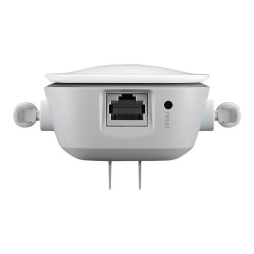 Belkin N600 Dual-Band Plug-In Wi-Fi Range Extender - Wi-Fi range extender