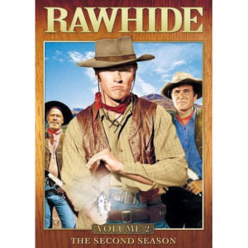 Rawhide: The Second Season, Vol. 2 [4 Discs]