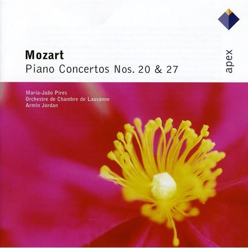 Various - Mozart: Piano Concertos Nos. 20 & 27