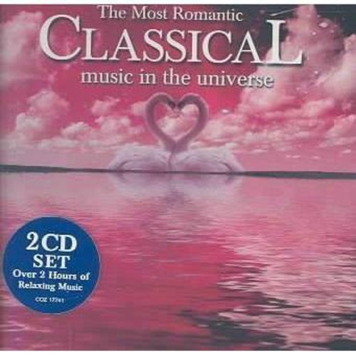 Various - Most romantic classical music in the (CD)