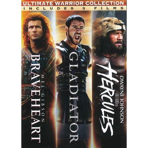 Braveheart/Gladiator/Hercules (DVD)