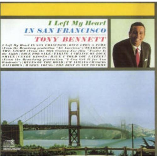 I Left My Heart In San Francisco (Tony Bennett)