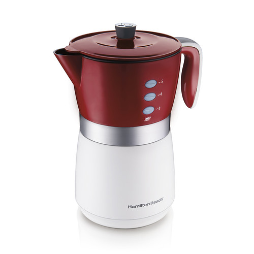 Hamilton Beach Brands Inc. 43700  5 Cup Personal Brewer