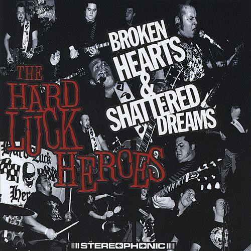 Broken Hearts and Shattered Dreams [CD]