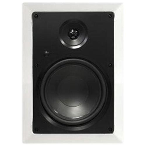 Architech Pro Series Ap-802 8-Inch 2-Way Rectangular In-Wall Loudspeakers