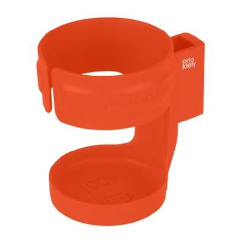 Maclaren Orla Kiely Cupholder in Orange
