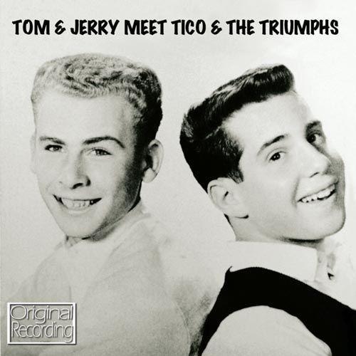 Meet Tico & The Triumphs [CD]