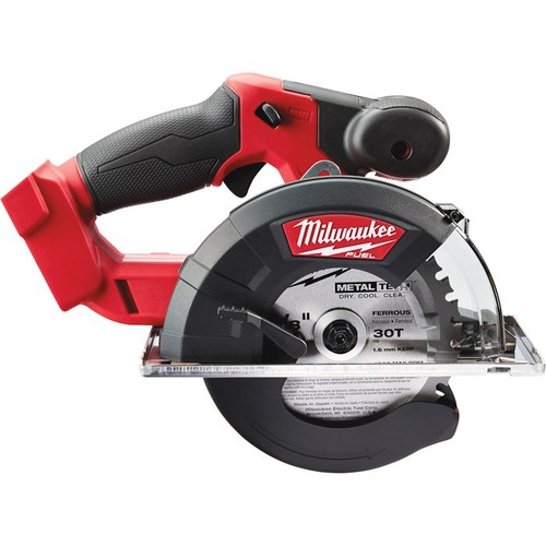 Milwaukee M18 FUEL Cordless Metal Cutting Circular Saw  Tool Only, 5 3/8in.5 7/8in. Dia. Blade, Model# 2782-20