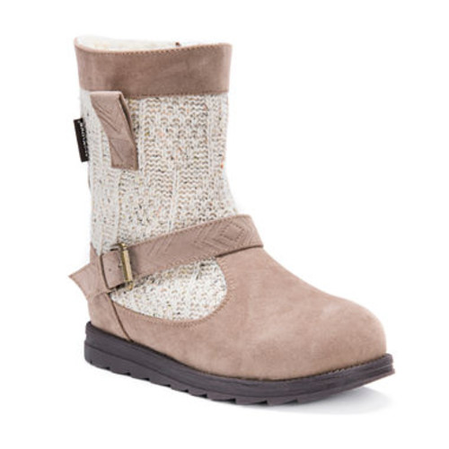 Muk Luks Gina Womens Water Resistant Winter Boots [medium]