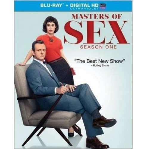 Masters Of Sex: The Complete First Season (Blu-ray + Digital HD)