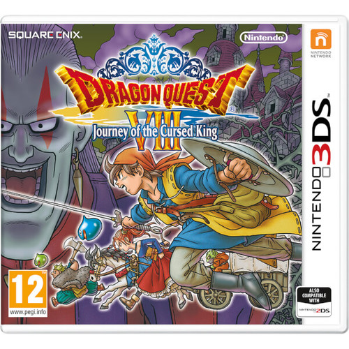 Dragon Quest VIII: Journey of the Cursed King Nintendo 3DS