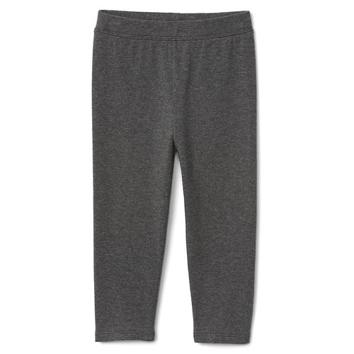 Stretch jersey capris [regular]