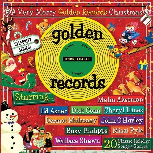 A Very Special Golden Records [CD]