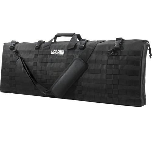 Barska Loaded Gear RX-300 40in Tactical Rifle Bag - Black