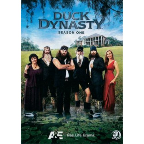 Duck Dynasty Season 1 DVD