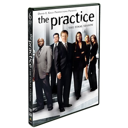 The Practice: The Final Season: James Spader, Steve Harris, Camryn Manheim, Michael Badalucco, Dennis Smith: Movies & TV