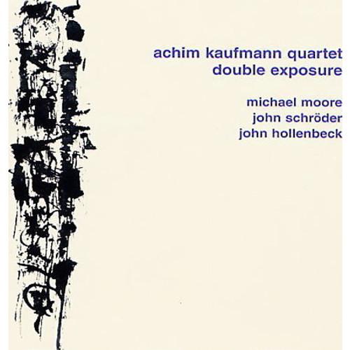 Achim Kaufmann - Double Exposure [CD]