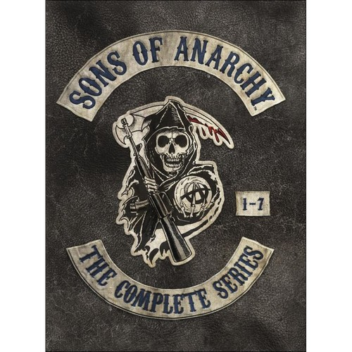 Sons of Anarchy: The Complete Series [DVD]