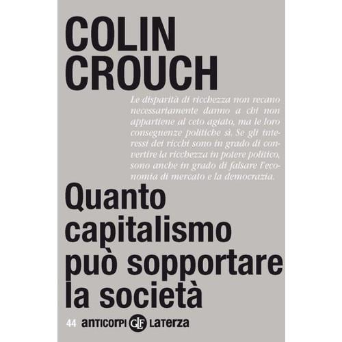 Quanto capitalismo pu sopportare la societ
