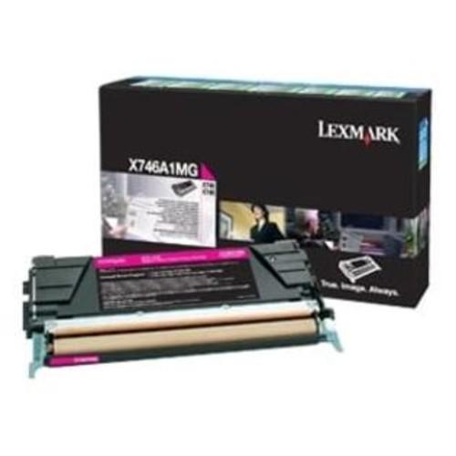 Lexmark Toner Cartridge (Magenta)