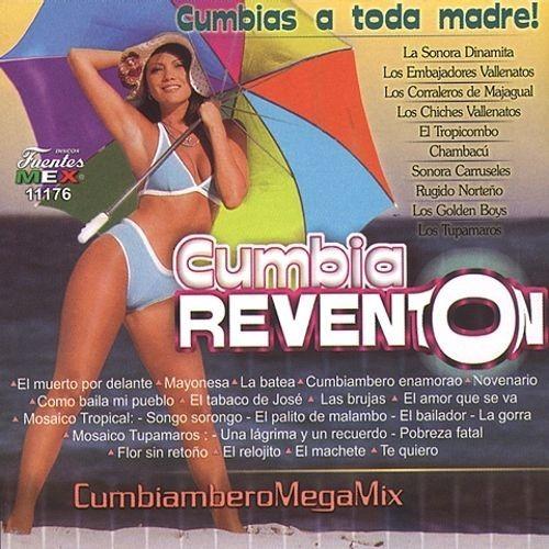 Cumbia Reventon: Cumbiambero Mega Mix [CD]