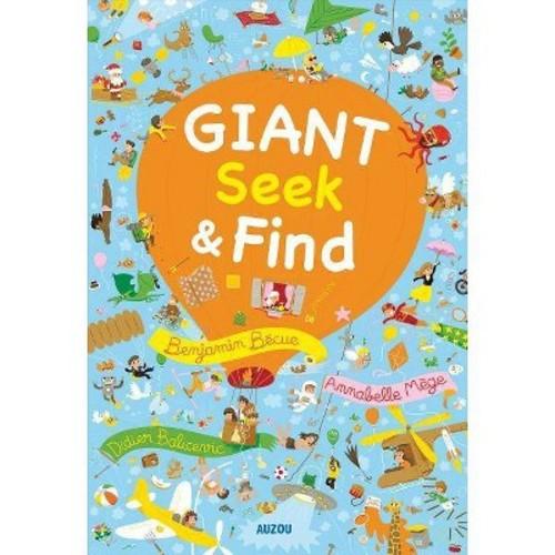 Giant Seek & Find