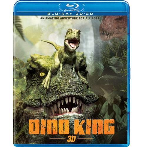 The Dino King (aka: Tarbosaurus) - 3D (Blu-ray)