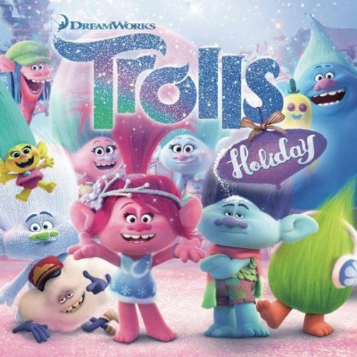 Various Artistis - Trolls Holiday Soundtrack